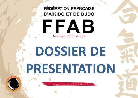 Dossier de présentation FFAB